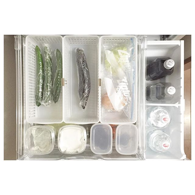 冷蔵庫収納に役立つ「アイデア&便利グッズ」9