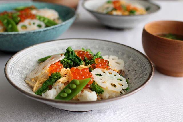 簡単レシピのちらし寿司