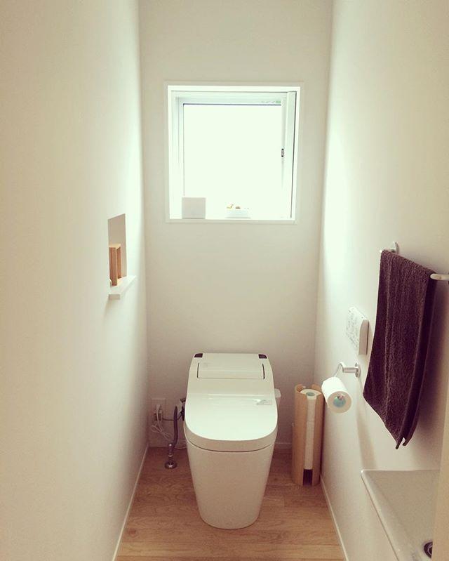 シンプルトイレで清潔感アップ