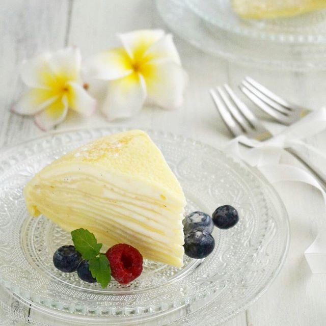 簡単お菓子レシピ:ミルクレープ