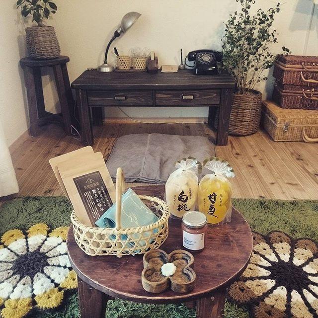 昭和レトロなインテリアコーディネートのポイント 木製家具