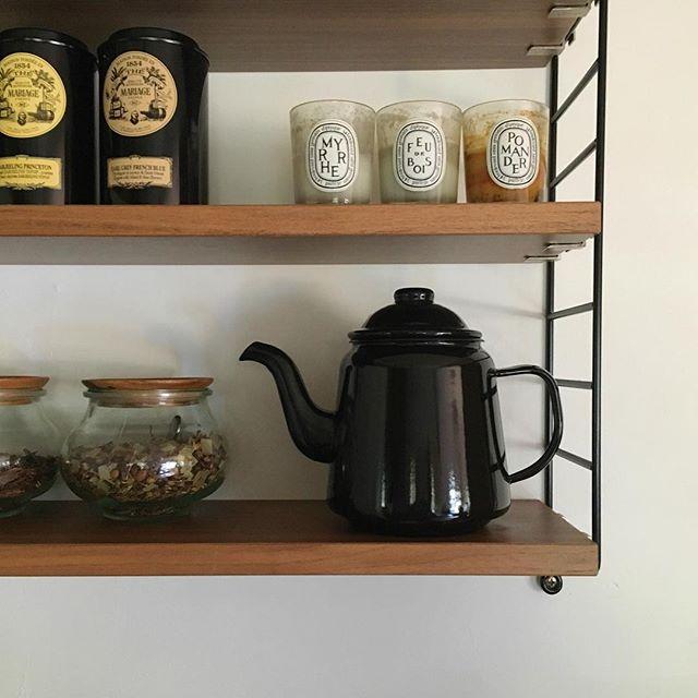 紅茶缶 コーヒー缶8