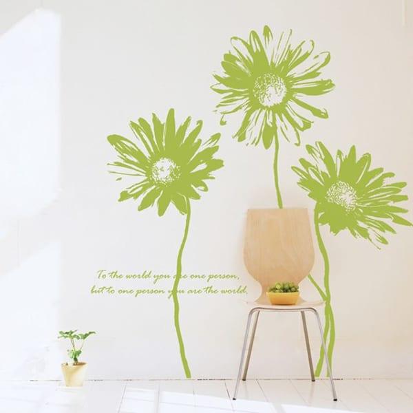 【ボタニカルライフ】のポイント③世話など難しい時は植物モチーフの物でも◎2