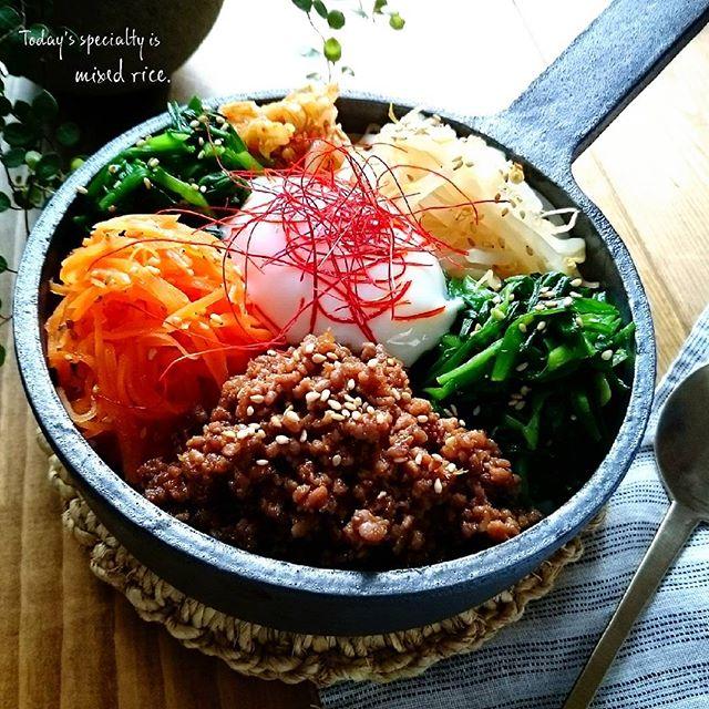 牛肉 お弁当レシピ 丼物5