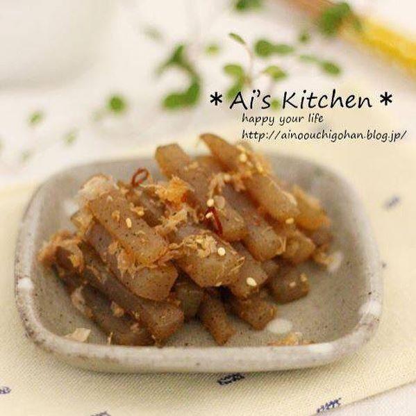 こんにゃくの人気レシピ 煮物2