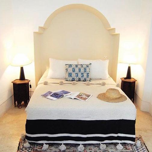 寝室 ホテルライク2