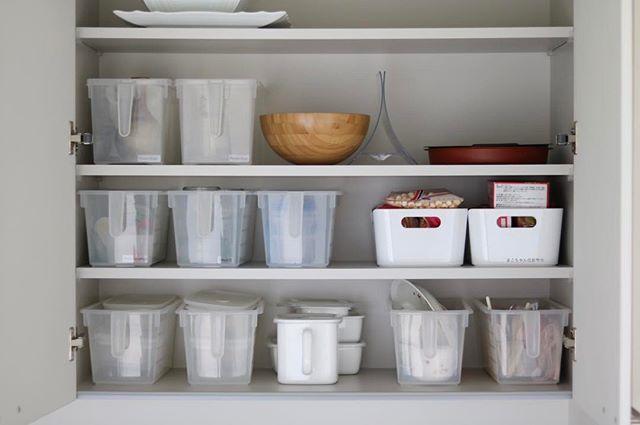 キッチン 収納4