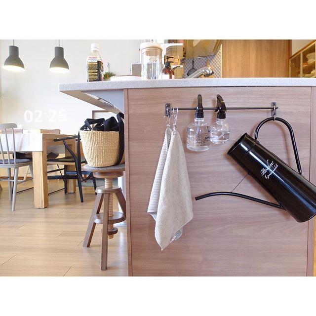 キッチン 掃除道具収納4