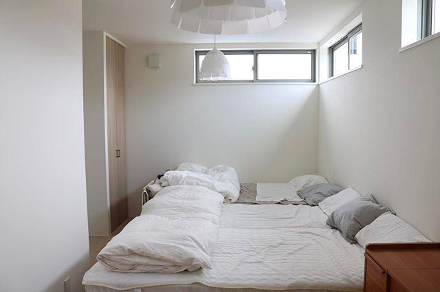 2DK 寝室インテリア 収納2