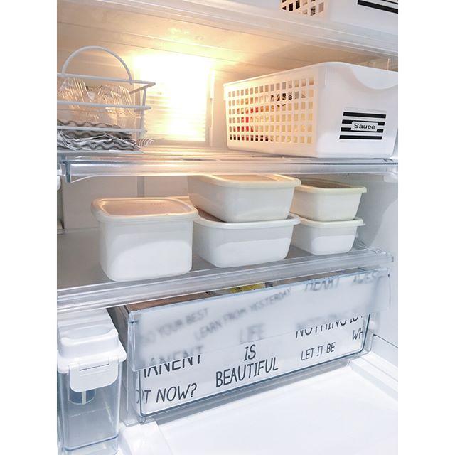冷蔵庫収納に役立つ「アイデア&便利グッズ」4