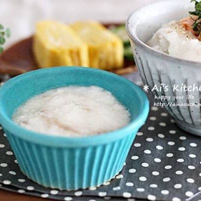 山芋・長芋の人気レシピ ご飯・麺2