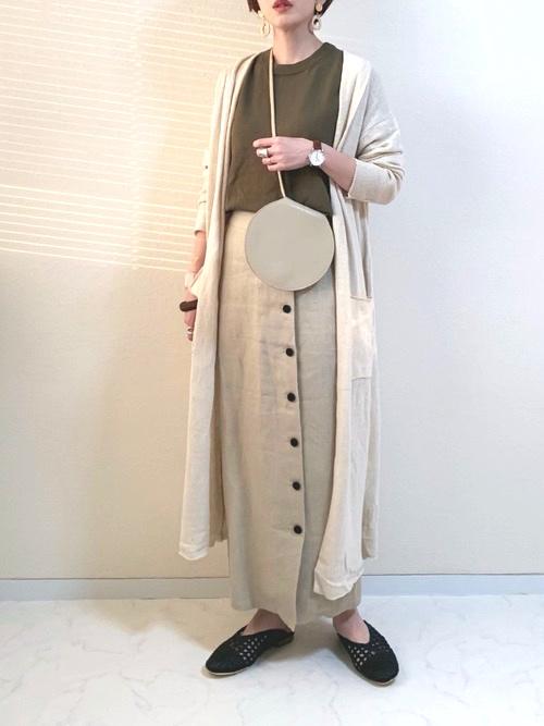 [AZUL ENCANTO] 【洗濯機で洗える】ドルマンスリーブニットプルオーバー