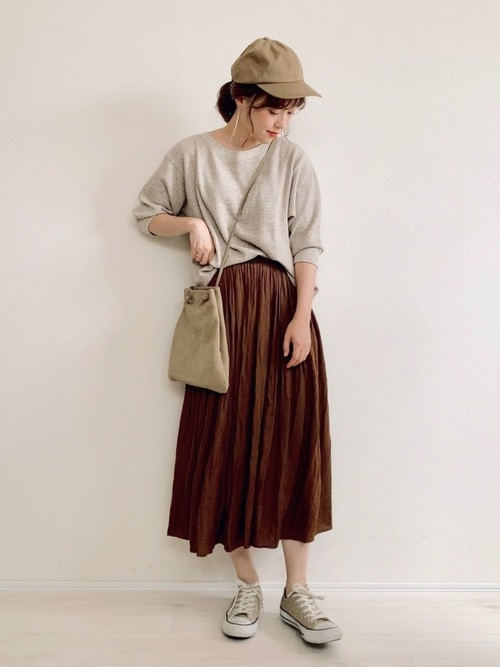 スカートスタイル6