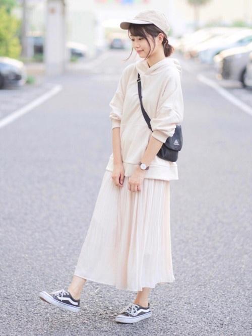 [INGNI] 【4/9ヒルナンデスご紹介商品】JZプリーツ/スカート