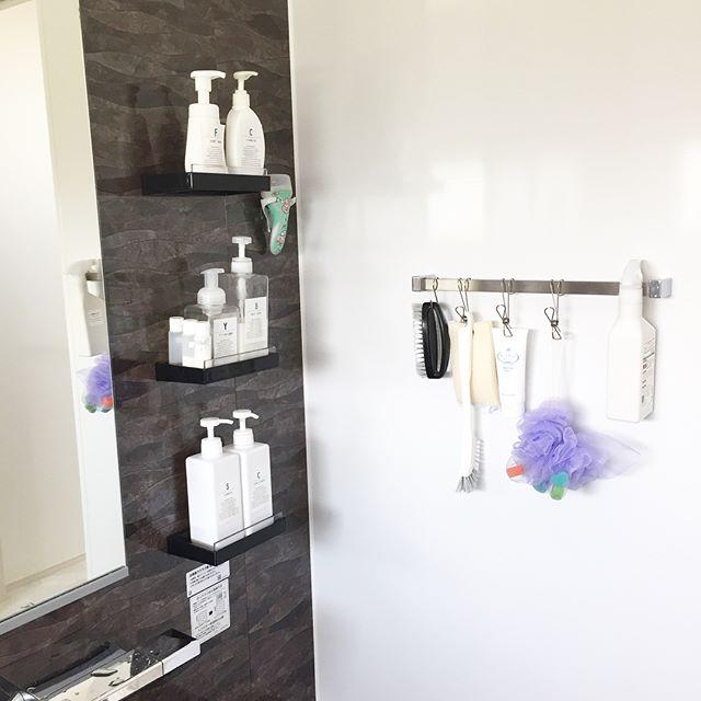 お風呂 掃除道具収納5
