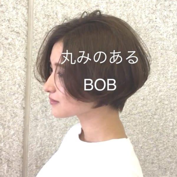ボブ 40代5