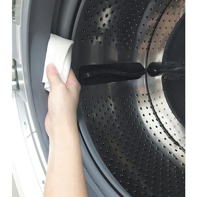 洗濯機 掃除 おすすめ 100均4