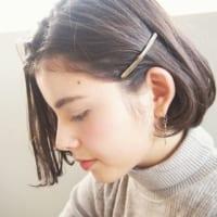 ボブは耳かけヘアスタイルが可愛い♡大人女性に人気の簡単アレンジ特集!