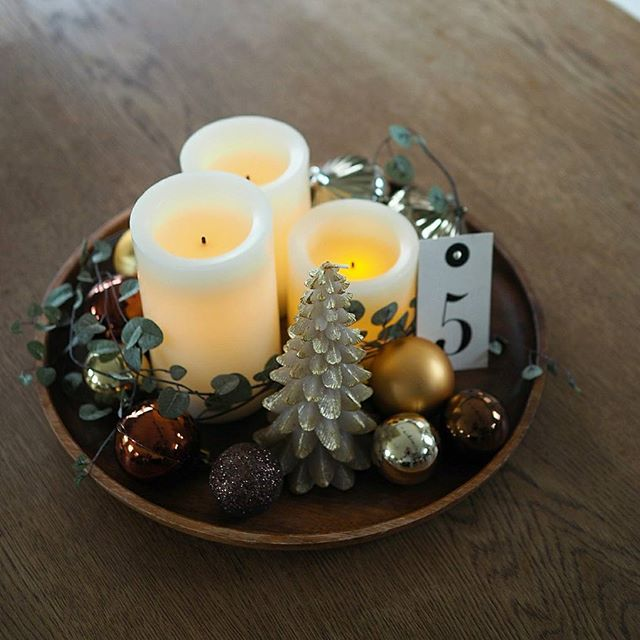 クリスマス 飾り付け17