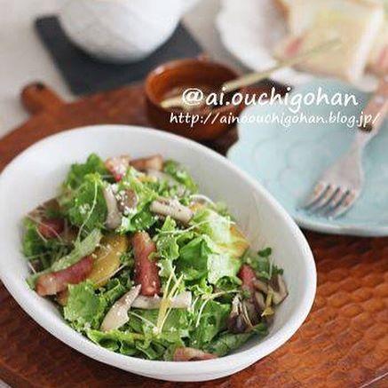 レタスの人気レシピ《サラダ・副菜》9