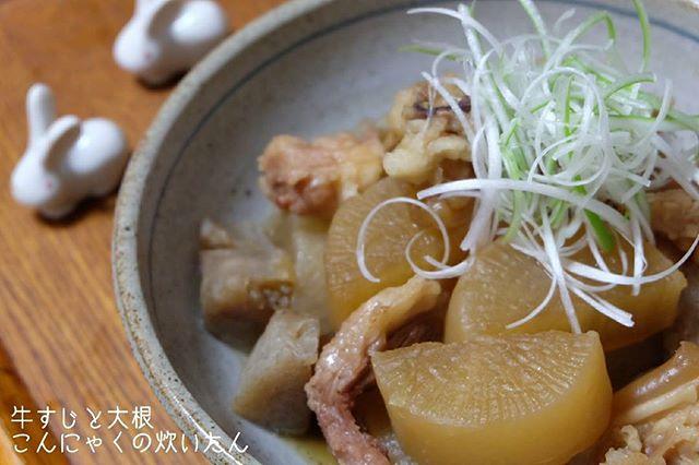 こんにゃくの人気レシピ 煮物4
