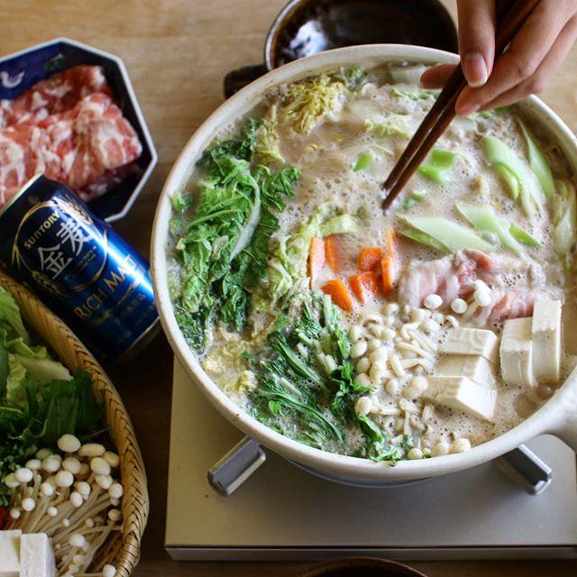 鍋 人気レシピ 和風8