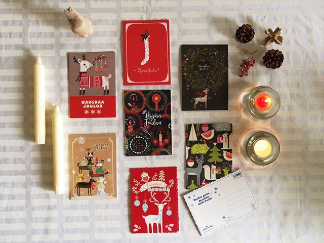 クリスマスデコレーションDIY カード2