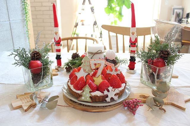 クリスマス 飾り付け12