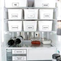 開けた瞬間からスッキリと!冷蔵庫収納に役立つ「アイデア&便利グッズ」まとめ♪