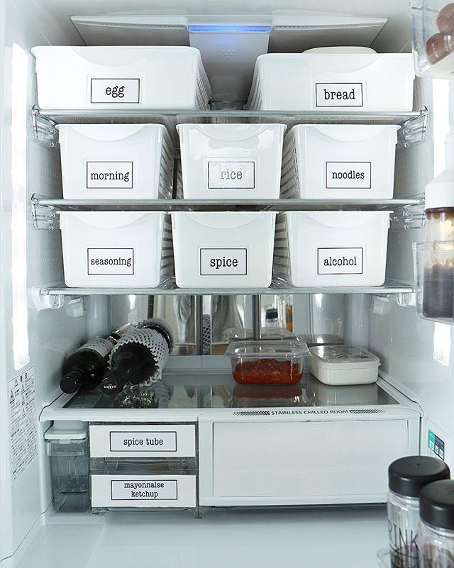 冷蔵庫収納に役立つ「アイデア&便利グッズ」
