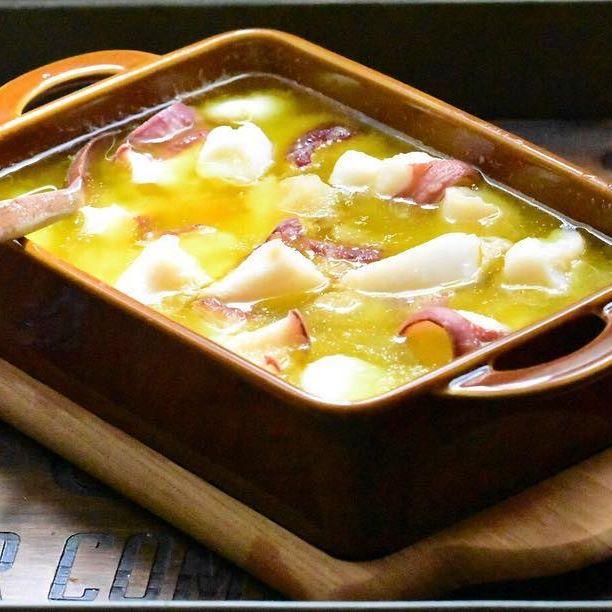 ランチ人気副菜レシピ:タコのアヒージョ