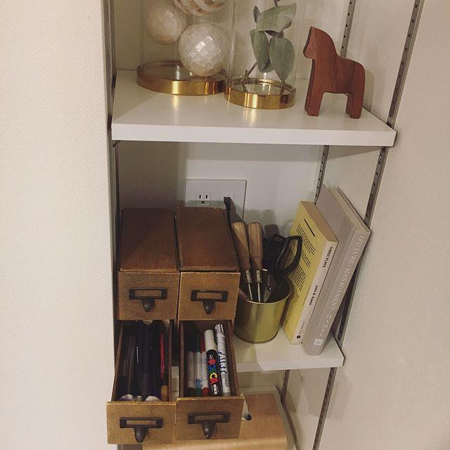 文房具 収納 IKEA4