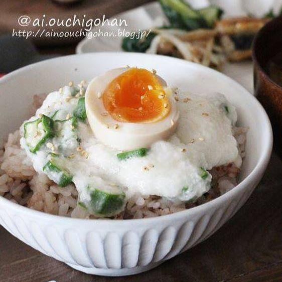 山芋・長芋の人気レシピ ご飯・麺6