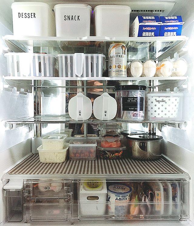 冷蔵庫収納に役立つ「アイデア&便利グッズ」2