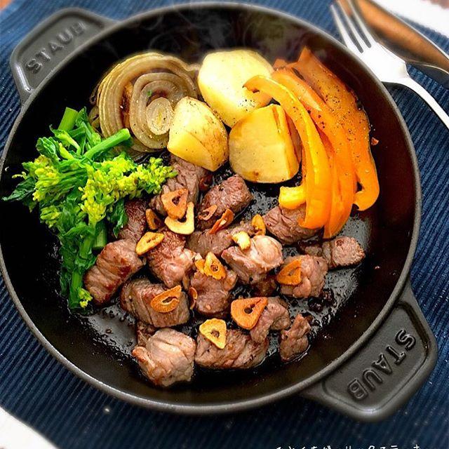 牛肉 お弁当レシピ 焼き物おかず