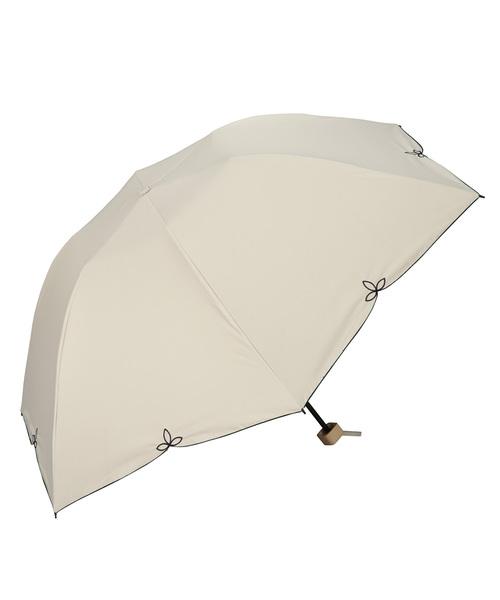 [Wpc./KiU] 日傘 晴雨兼用 遮光バードケージ ワイドスカラップmini
