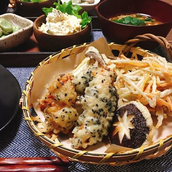 ささみを美味しくする作り方!とり天ぷら