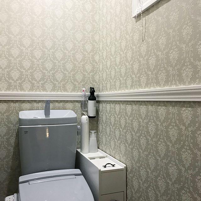 トイレ 掃除道具収納4