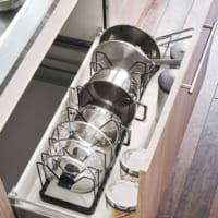 鍋の収納アイデア実例集☆おしゃれで便利なキッチンを作る方法をご紹介!