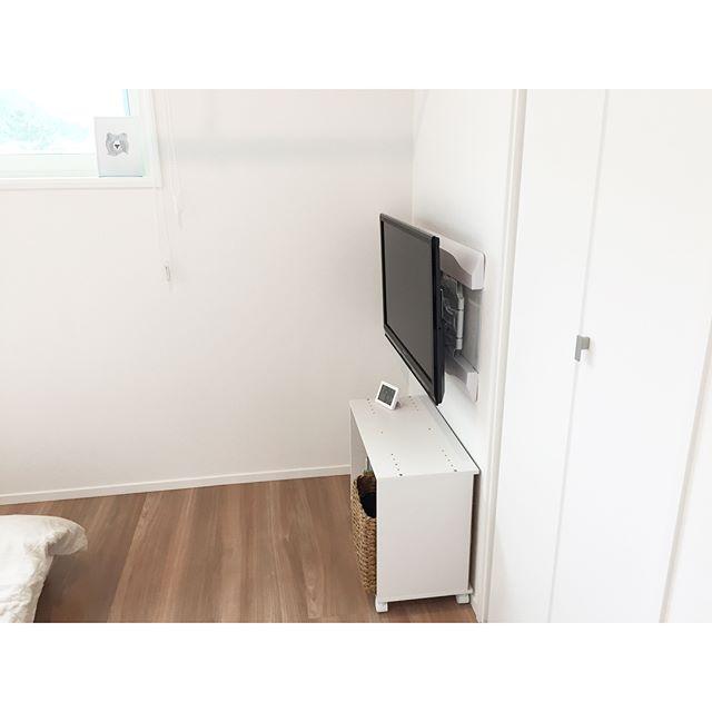 狭い部屋のレイアウト《寝室》5