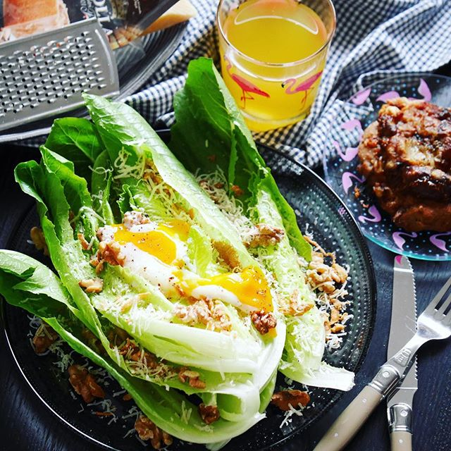 レタスの人気レシピ《サラダ・副菜》4