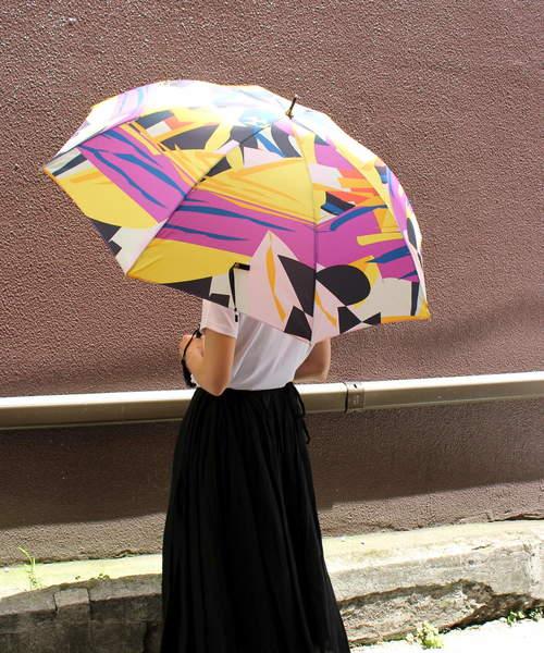 [ottilie] <雨傘>マルチカラー長傘