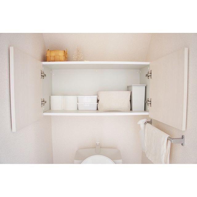 トイレ 掃除道具収納3