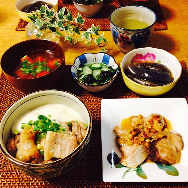山芋・長芋の人気レシピ ご飯・麺