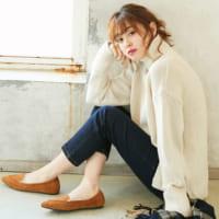 『ローファー&アニマル柄』秋のトレンド靴に似合う着こなし15選