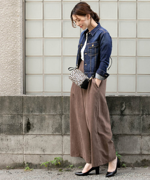 [URBAN RESEARCH ROSSO WOMEN] ROSSO×Lee 別注デニムGジャン