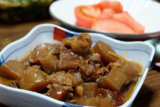 こんにゃくの人気レシピ 煮物3