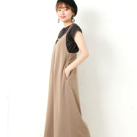 シンプルに着てオシャレ見えする☆「サロペット」コーデをご紹介します