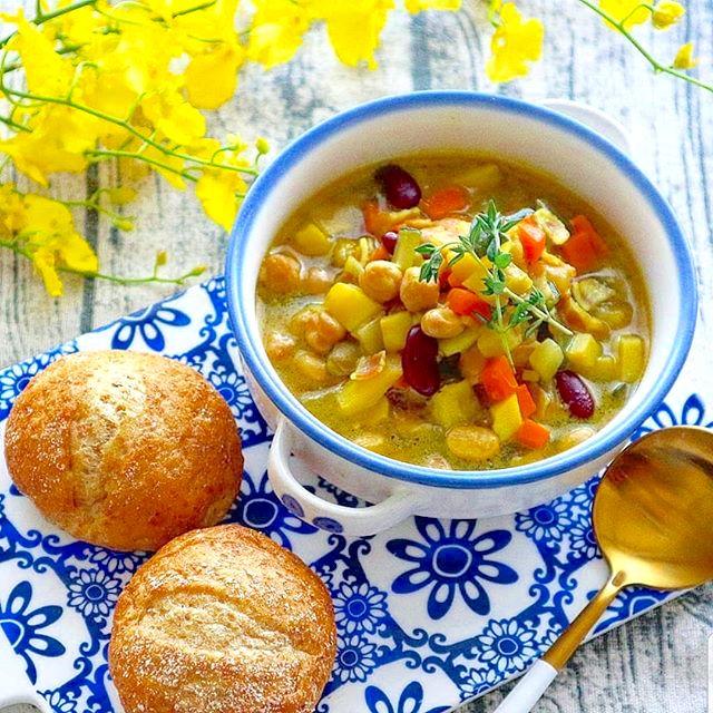 スープ パスタ に 合う