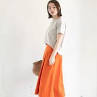 カラーアイテムを使うなら!大人女性でも着こなしやすいカラーコーデ15選